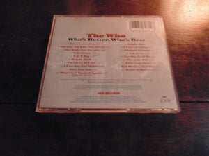 The Who CD, This is the Very Best of the Who, Greatest