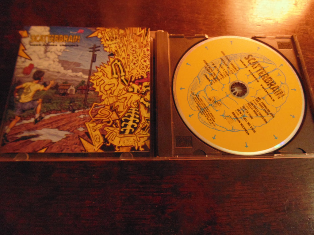 Scatterbrain CD, Here Comes Trouble, In-Effect