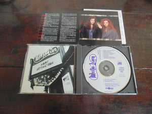 White Lion CD, Mane Attraction, Japanese Import, Booklet, AMCY-228, 1ST Pressing