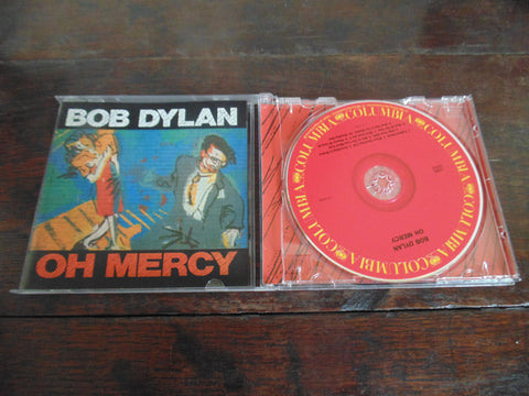 Bob Dylan CD, Oh Mercy, Remastered