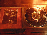 Morgoth CD, Cursed, 1991 Century Media 84 9719-2