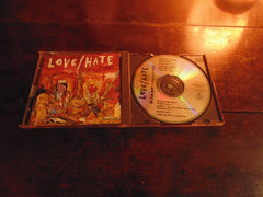 Love / Hate CD, Black Out in a Red Room, Blackout, Jizzy Pearl, Quiet Riot, Ratt, LA Guns