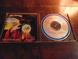 Helloween CD, Keeper of the Seven Keys, 1987 RCA / Victor, 1st Pressing, 6399-2-R