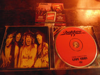 Dokken CD, From Conception, Live 1981, Rhino Records