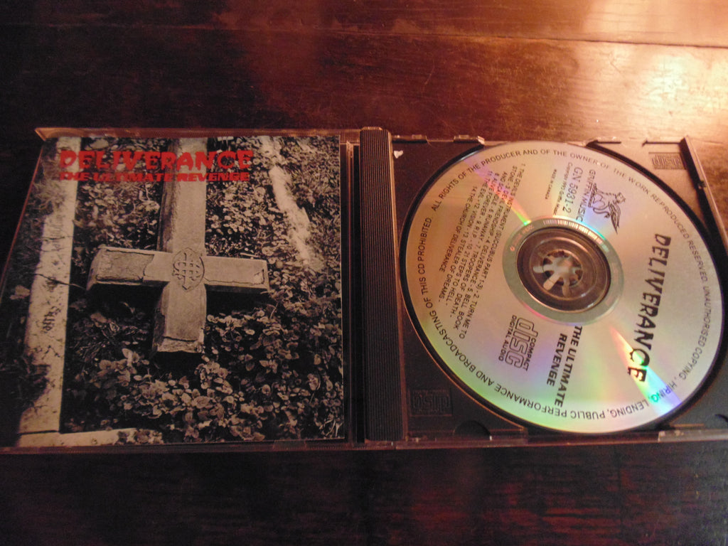 Deliverance CD, The Ultimate Revenge, 1993 Griffin Music