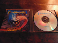Forbidden CD, Forbidden Evil, Original Combat / Relativity