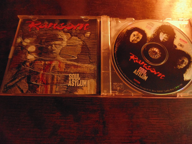 Ransom CD, Soul Asylum, 1992 Intense Records