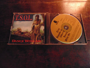 T.S.O.L. CD, TSOL, Dance with Me, 1996 Epitaph