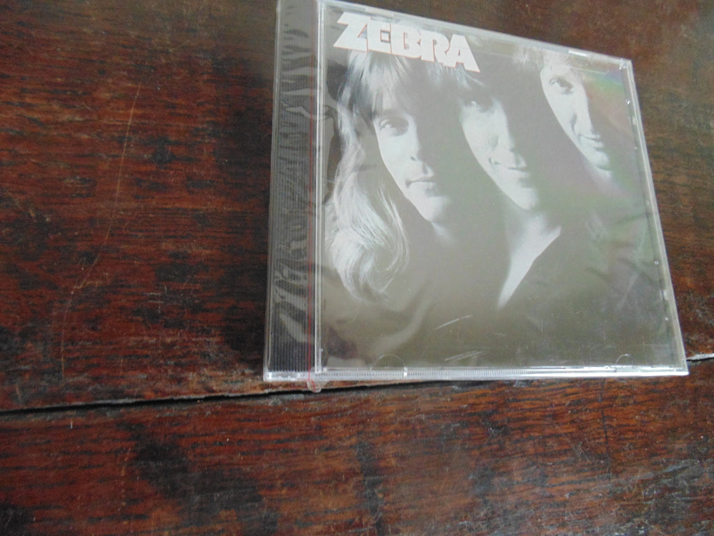 Zebra CD, Self-titled, S/T, Same, NEW
