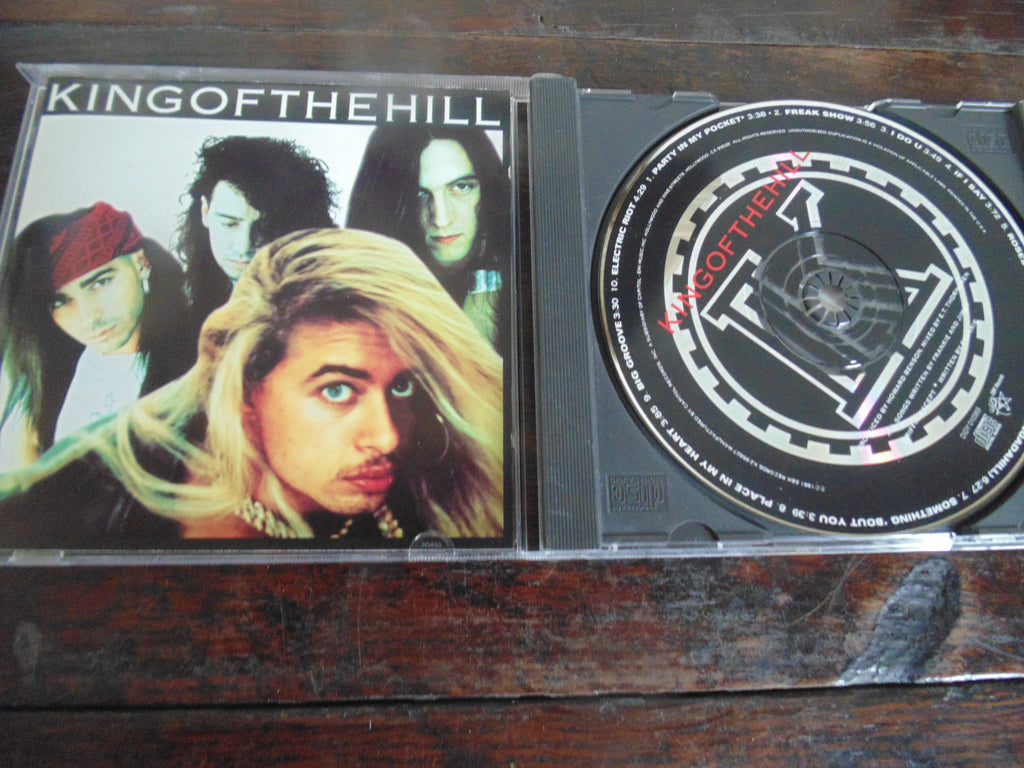 kingofthehill CD, King of the Hill, Self-titled, S/T, Same