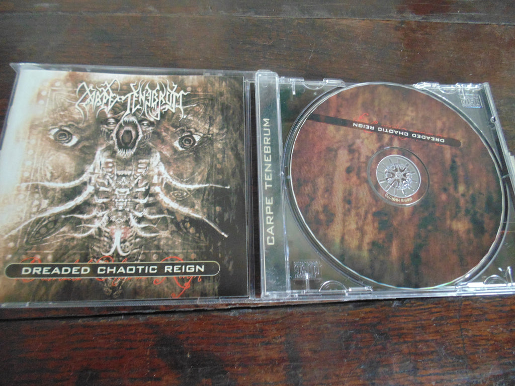 CD Carpe Tenebrum, Dreaded Chaotic Reign CD