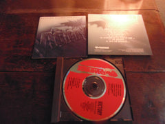 Victory CD, Culture Killed the Native, Accept, Original Pressing