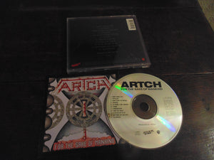 Artch CD, For the Sake of Mankind, Original Metal Blade