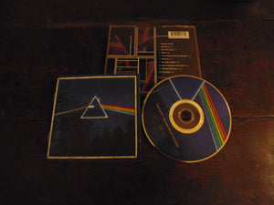 Pink Floyd CD, Dark Side of the Moon, 30th Anniversary SACD Surround