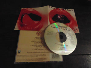 Sammy Hagar CD, Three Lock Box, Original CD Pressing