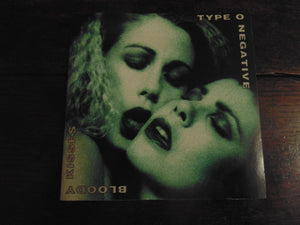 Type O Negative CD, Bloody Kisses, BMG, Carnivore