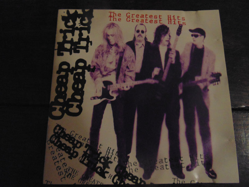 Cheap Trick CD, The Greatest Hits, Best of