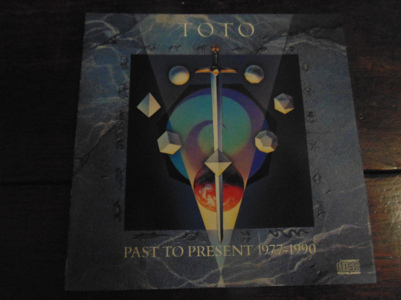 Toto CD, Past to Present 1977-1990 + Toto IV -        Best, Greatest