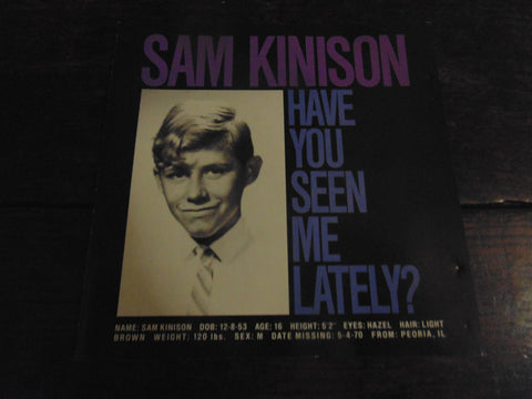 Sam Kinison CD, Have You Seen Me Lately