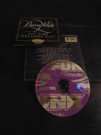 Barry White CD, All-time Greatest Hits, Best of
