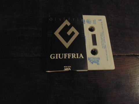 Giuffria Cassette, Self-titled, S/T, Same, Angel, House of Lords