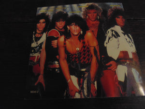 Ratt CD, Self-titled, S/T, Same, Debut Album, Stephen Pearcy, Warren, Autographed