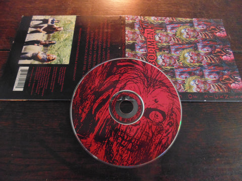 Embodiment CD, Prophecies of Sickness, GRIM999