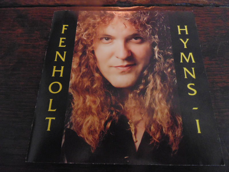 Jeff Fenholt CD, Hymns 1, Black Sabbath