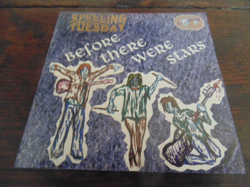 Spelling Tuesday CD, Before there were Stars