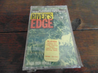 River's Edge Cassette, SEALED, Slayer, Fates Warning, Soundtrack, NEW