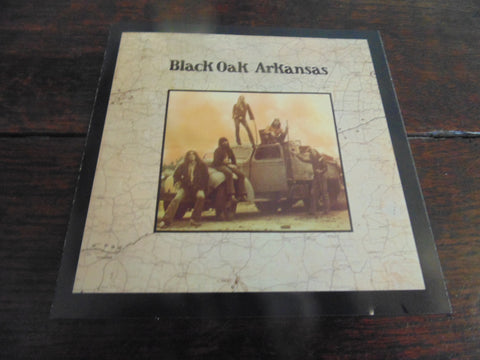 Black Oak Arkansas CD, Self-titled, S/T, Same, Label Debut, Out of Print