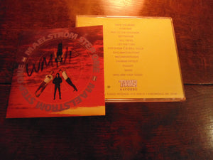 Maelstrom CD, Step One, Radio Station Copy, WNMF