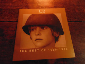 U2 CD, The best of 1980-1990, Greatest
