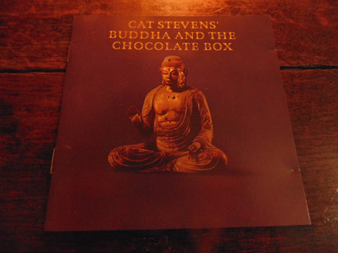 Cat Stevens CD, Buddha and the Chocolate Box, First Pressing