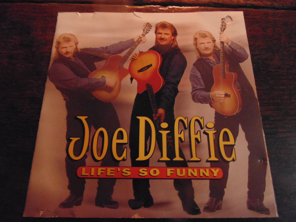 Joe Diffie CD, Life's So Funny