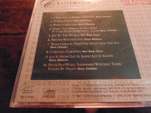 Christmas with Bing Crosby, Nat King Cole, Dean Martin CD