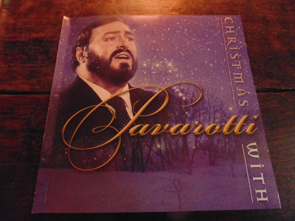 Pavarotti CD, Christmas with Pavarotti