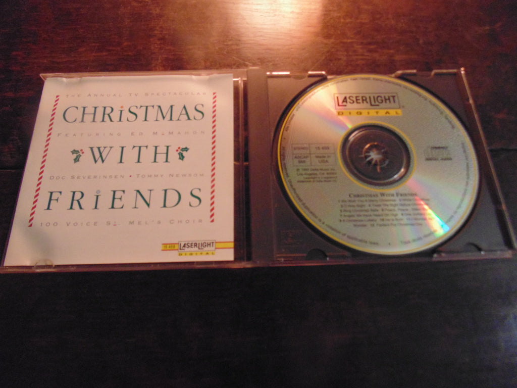 Christmas with Friends CD, Ed McMahon, Doc Severinsen, TV, Carson