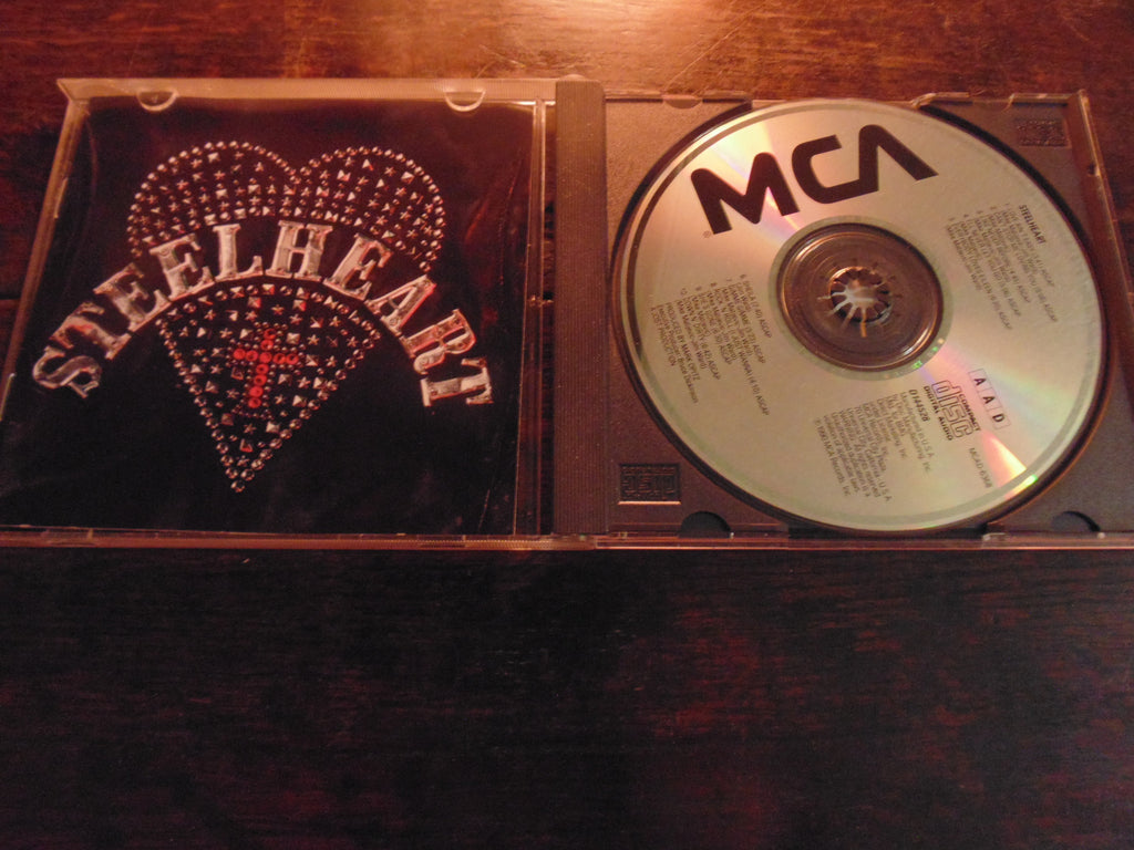 Steelheart CD, Self-titled, Original 1990 MCA, S/T, Same - BMG