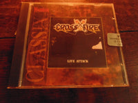 Crossfire CD, Live Attack