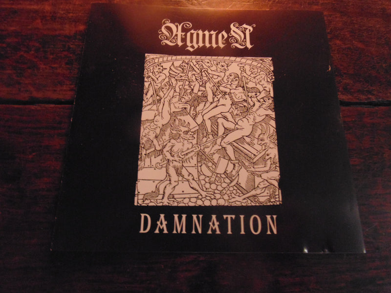 Agmen CD, Damnation, Merciless
