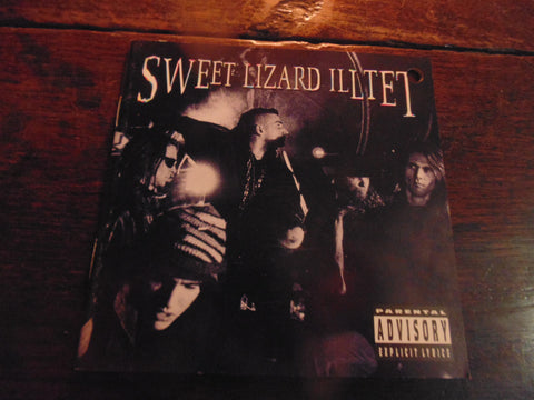 Sweet Lizard Illtet CD, Self-titled, S/T, Same, 1992