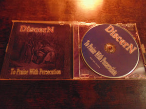 Discern CD, To Praise with Persecution