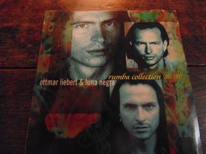 Ottmar Liebert CD + Luna Negra, Rumba Collection 1992-1997