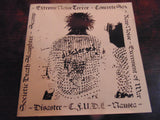 Discharged CD, Compilation, Scamp, Extreme Noise Terror, punk