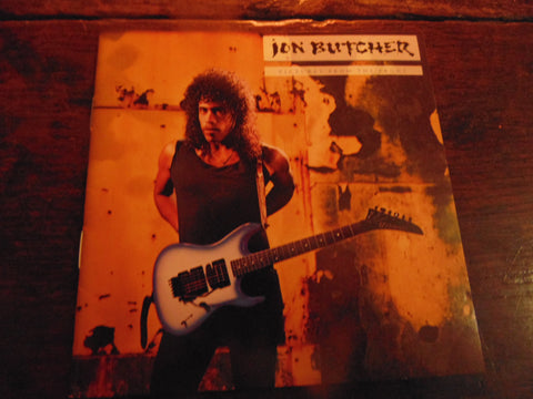 Jon Butcher CD, Pictures from the Front, Axis, Original Pressing - MINT -
