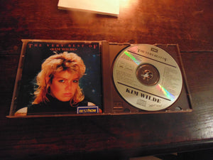 Kim Wilde CD, The Very Best of, Greatest, Japan Import, CP32-9018, NO obi strip