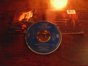MSG CD, Mcauley Schenker, Save Yourself, Scorpions, UFO, No Promo holes, MINT