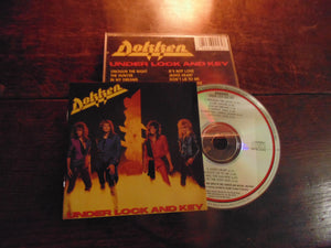 Dokken CD, Under Lock and Key, Original