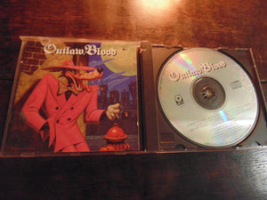 Outlaw Blood CD, Self-titled, S/T, Same